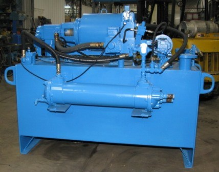 High-End Used Hydraulic Press Options in Grand Rapids